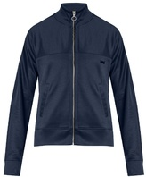 Ami Zip-through track top