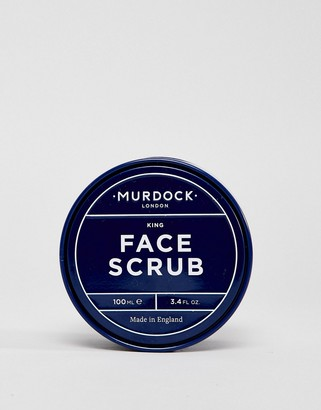 Murdock London Exfoliating Face Scrub 100ML
