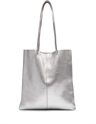 Banana Republic Leather Effortless Tote