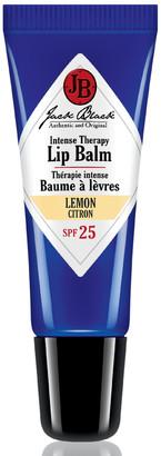 Jack Black Intense Therapy Lip Balm Lemon & Shea Butter 7g