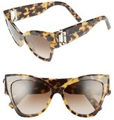 Marc Jacobs 54mm Oversized Sunglasses