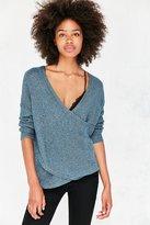 Kimchi & Blue Kimchi Blue Sunny Surplice Sweater
