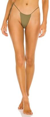 Monica Hansen Beachwear That 90's Vibe Bikini Bottom