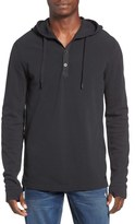 Bench Recluse Longline Hooded Henley