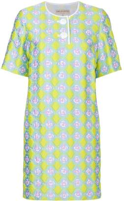 Emilio Pucci jacquard T-shirt dress