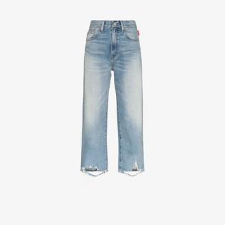 Denimist Pierce Cropped Jeans
