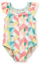 Tea Collection Infant Girl's Lychee One-Piece Swimsuit