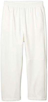 MM6 MAISON MARGIELA Seam Details Sweatpants (Off-White) Women's Casual Pants