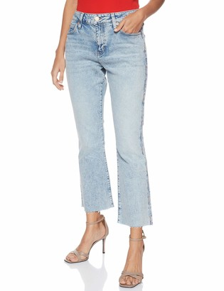 Tommy Jeans Women's CROP FLARE AUDLC Straight Jeans