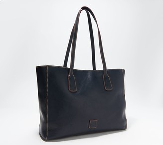 Dooney & Bourke Florentine Leather Ashton Tote