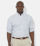 Polo Ralph Lauren Big & Tall Classic-Fit Striped Oxford Sportshirt