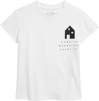 TINY TRIBE Home Graphic Tee