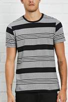 Forever 21 Striped Cotton Tee