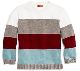 Aqua Girls' Colorblock Sweater, Big Kid - 100% Exclusive