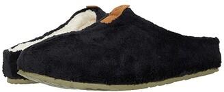 Acorn Spencer Spa Hoodback + Bloom (Black) Women's Shoes