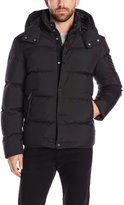 Geox Men's Hooded Puffer