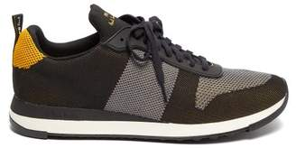 Paul Smith Rappid Recycled Nylon Trainers - Mens - Black