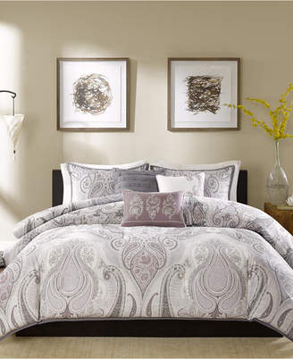 Madison Home USA Samir 6-Pc. King/California King Duvet Cover Set Bedding