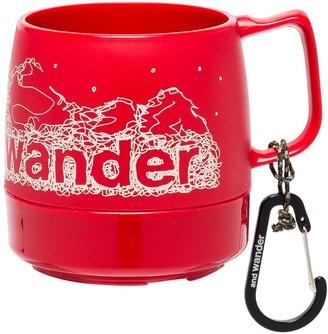Equipment Dinex logo-print mug