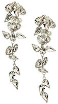 Badgley Mischka Belle Faux-Crystal Cascade Earrings