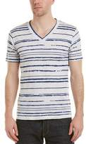 Splendid Mills V-neck T-shirt.