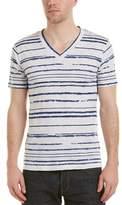 Splendid Mills V-neck T-shirt.