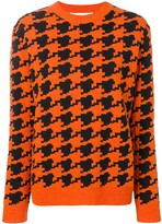Marni Dog Tooth Jumper