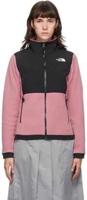 The North Face Pink Fleece Denali 2 Jacket