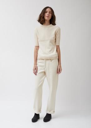 La Garçonne Moderne Soft Denim Painter Jean