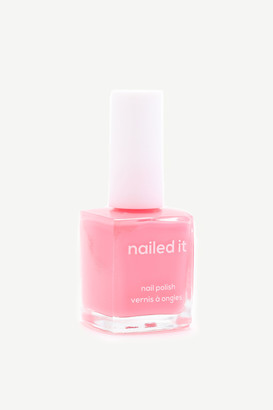 Ardene Pretty Pink Nail Polish