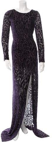 Altuzarra Velvet Maxi Dress w/ Tags
