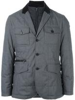 Hackett 'Mayfair' zip out jacket