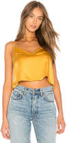 Motel Elgana Top in Yellow. - size L (also in M,S,XS)