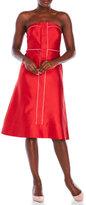 Raoul Flame Dress