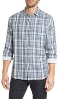Grayers Abercorn Double Cloth Plaid Sport Shirt