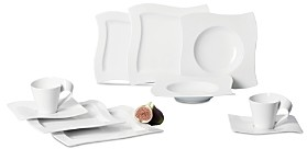 Villeroy & Boch New Wave 30-Piece Dinnerware Set