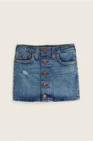 True Religion Toddler/Little Kids Button Down Skirt