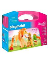 Playmobil Carry Case Combing Horse Mane