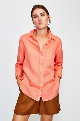 Karen Millen Linen Shirt