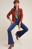 Paige Chloe Mid-Rise Petite Flare Jeans