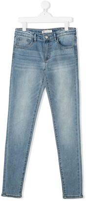Levi's Slim Leg Denim Jeans