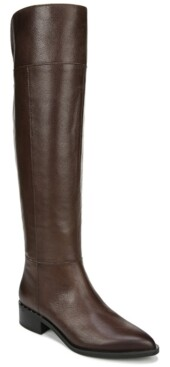 Franco Sarto Daya Wide Calf High Shaft Boots Women's Shoes