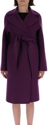 Bottega Veneta Belted Wrap Coat