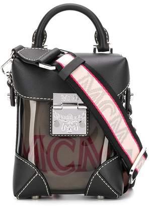MCM Transparent Tote Bag