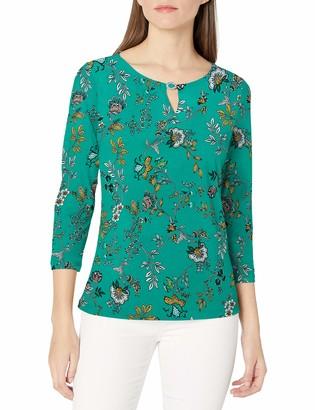 Calvin Klein Women's Long Sleeve Top