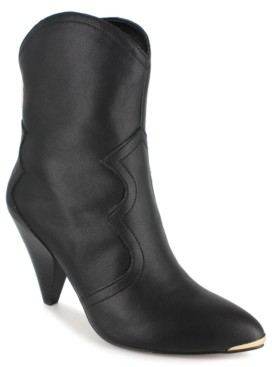Nanette Lepore Nanette Sage Cowboy Boots Women's Shoes