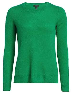 Saks Fifth Avenue Women's COLLECTION Featherweight Cashmere Sweater