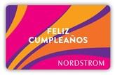 Nordstrom Feliz Cumpleanos Gift Card $1000