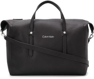 Calvin Klein Zipped Tote Bag