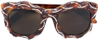 Kuboraum Mask B2 sunglasses